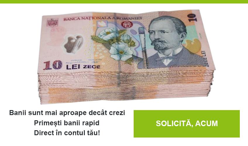Credit online rapid cu raspuns pe loc